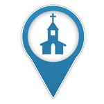 church-map-icon-marker